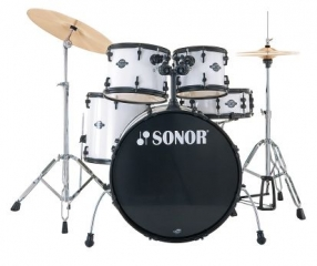 Ударная установка Sonor SMF 11 Stage 1 Set WM Smart Force 11232 Snow White