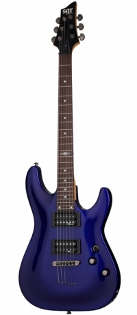 Электрогитара Schecter SGR C-1 (Electric Blue)