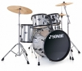 Ударная установка 17200218 Sonor SMF 11 Stage 1 Set WM Smart Force 13070 Brushed Chrome