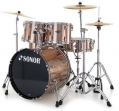Ударная установка 17200220 Sonor SMF 11 Stage 1 Set WM Smart Force 13071 Brushed Copper