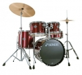 Ударная установка 17200011 Sonor SMF 11 Combo Set WM Smart Force 11228 Wine Red